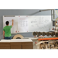Modulair whiteboardsysteem Skin, 750 x 1150 mm