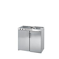 Module cuisine inox Typ KCN-ED 100CR