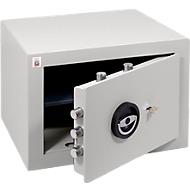 Möbeleinsatztresor ZM 1 DSS, EN 1143-1, Widerstandsgrad I, Feuerschutzisol. DIN 4102, B 450 x T 400 x H 350 mm, 26 l