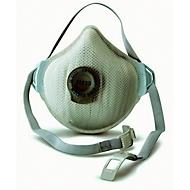 MOLDEX masque classique FFP3, conforme EN 149:2001+A1:2009 , avec soupape, 5 pièces