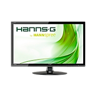 Monitor HannsG HL274HPB, 27 Zoll, Full HD, 2 x Lautsprecher, Multi-Video-Modus