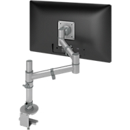 Monitorarm ViewGo für 1 Monitor, alusilber