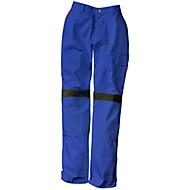 Montana broek met tailleband Image, blauw/zwart, m. 50
