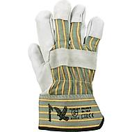 Montana rundsplitleder handschoen