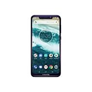 Motorola One weiß - 4G LTE - 64 GB - GSM - Smartphone