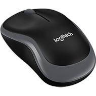 Muis Logitech B220 Silent, draadloos, Nano-USB-ontvanger