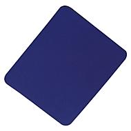 Muismat textiel, blauw
