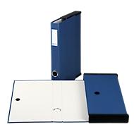 Multibox Biella, 30 mm, für A4, blau