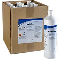Multiclean - alkalischer Kraftreiniger, 12 Flaschen
