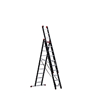Multifunctionele ladder MOUNTER, 3x10 sporten