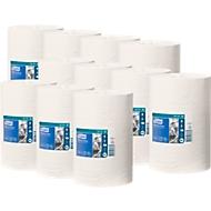Multifunctionele papieren poetsdoek TORK® Advanced 415 Mini, 11 rollen
