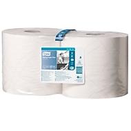 Multifunctionele papieren poetsdoek TORK® Advanced 420 geperforeerd