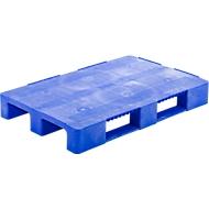 Multifunktionelle Paletten, blau, 5 Stück
