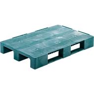 Multifunktionelle Paletten, grün, 5 Stück