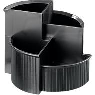 Multiköcher Linear, schwarz