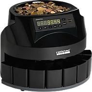 Muntenteller & Sorteermachine Muntensorteerder CS 50, f. EURO-munten, LCD-display, display per type