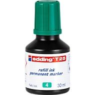 Navul-inkt edding T25 (druppeldosering), groen