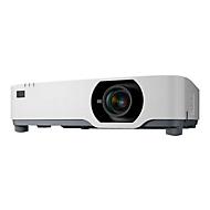 NEC P525UL - 3-LCD-Projektor - LAN