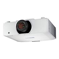 NEC PA653U - 3-LCD-Projektor - ohne Objektiv - LAN