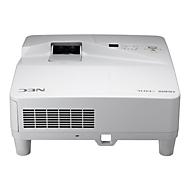NEC UM301W - LCD-Projektor - ultra short-throw - LAN