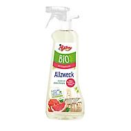 Nettoyant tout usage biologique POLIBOY, pour toutes surfaces de meubles, au parfum de pamplemousse, 500 ml