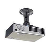 NewStar Universal Projector Ceiling Mount, Height 18.5cm - Black - Deckenhalterung