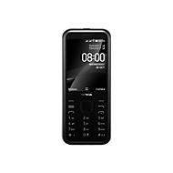Nokia 8000 4G - Onyx Black - 4G - 4 GB - GSM - Mobiltelefon