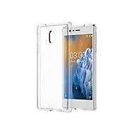 Nokia Hybrid Crystal Case CC-705 - hintere Abdeckung für Mobiltelefon