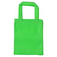 Non Woven Einkaufstasche, Grün, Standard, Auswahl Werbeanbringung optional