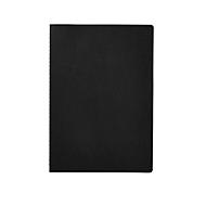 Notizbuch, A4, Schwarz, Standard