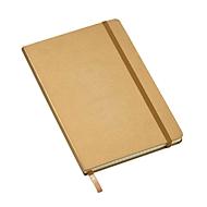 Notizbuch A5, Goldfarben, Standard