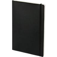 Notizbuch Biella Kompagnon, A4, 192 Blatt gepunktet, Kunstleder, schwarz, Softcover