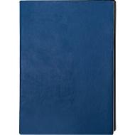 Notizbuch To Do Book, DIN A4, 128 Seiten, Kunstleder, blau