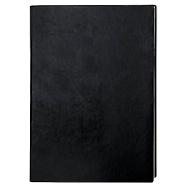 Notizbuch To Do Book, DIN A4, 128 Seiten, Kunstleder, schwarz