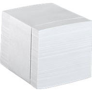 Notizzettel-Nachfüller, 83 x 83 mm, weiß