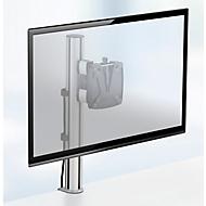 Novus monitorzuil TSS Enkel 105, klem 14 tot 40 mm, H 445 mm, draagvermogen 15 kg, klem 14 tot 40 mm, H 445 mm, draagvermogen 15 kg.