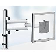 Novus monitorzwenkarm TSS Basic, klem 14 tot 40 mm, 2-delige draagarm, 2-delige draagarm