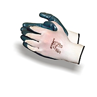Nylon fijn gebreide handschoen 3510 maat 7