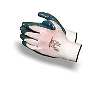 Nylon fijn gebreide handschoen 3510 maat 8