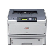 OKI B840dn - Drucker - s/w - LED