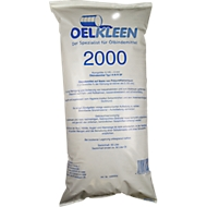 Oliebindmiddel Oel-Kleen 2000, type III R/SF, korrels: 0,125-4 mm, zak van 50 liter