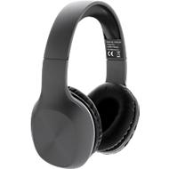 On-Ear Bluetooth-Kopfhörer JAM, geschlossen, grau + Werbedruck