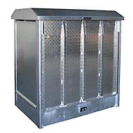 Opslagplaats voor gevaarlijke stoffen type GD-N/R2, gegalvaniseerd