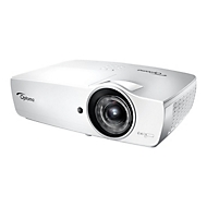 Optoma EH460ST - DLP-Projektor - Short-Throw - 3D - Wi-Fi/LAN