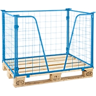 Opzetframe voor pallets type 63, 1200 x 800 x 1200