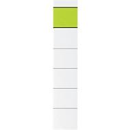 Ordner-Rückenschild, Rückenbreite 50 mm, Einsteckschild, 10 Stück