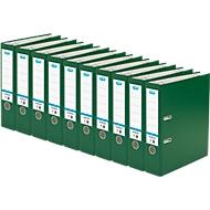 Ordners ELBA smart PP/papier 80 mm groen, 1st.
