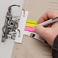 Orga Flash Notes, Haftnotizen und Mini USB-Stick, 4 GB
