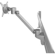 Orga-Monitorhalter, höhenverstellbar, dreh-, neig- und schwenkbar, zum Anbau