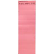 Organisatiestroken, roze